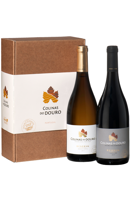 Pack Colinas do Douro Reserva